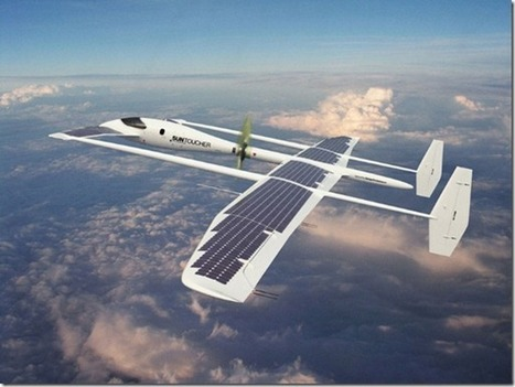 » Concept Solar Powered Aircraft Future technology | Advancement in Technology | Scoop.it