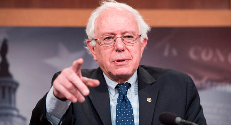 Bernie Sanders Takes On The Media - VIDEO | Gender, Religion, & Politics | Scoop.it