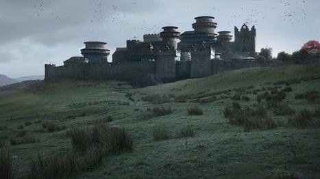 'Juego de tronos': Construyen Invernalia con una impresora 3D | Impresión 3D | Scoop.it