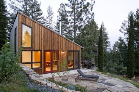 Russian River Studio | sustainable architecture | Scoop.it