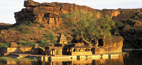 Badami Cave Temple | Karnataka Attractions |Bhutanatha Temple Holiday| Holiday India Tours| | traveltoindia | Scoop.it
