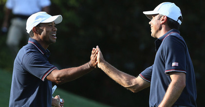 Presidents Cup : Internationals rally, but US lead | Globe Greens | Scoop.it