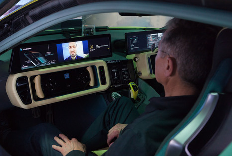 Microsoft, Harman envision the connected car as an office [UPDATE] | Nova Tech Consulting S.r.l. | Scoop.it