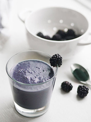 9 Smoothies To Turn Your Mood Around | Healthy Food Tips & Tricks | Scoop.it