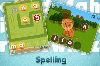 Fun English Learning Games - Android Apps on Google Play | App Reviews | Scoop.it