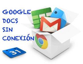 En la nube TIC: Trabajar con Google Docs sin conexión | Las TIC y la Educación | Scoop.it