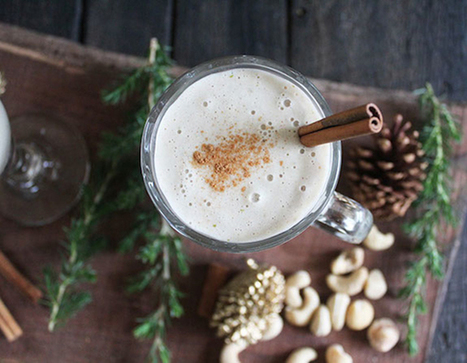 7 Simple Smoothie Recipes For Holiday Season Sipping - SELF | Living Well Connections | Scoop.it