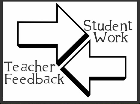 20 Ways to Provide Effective Feedback to Your Students | iGeneration - 21st Century Education | Scoop.it