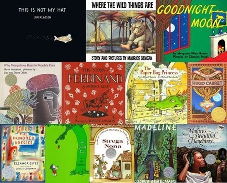 50 Books Every Parent Should Read to Their Child   AboutBooks   Scoop.it