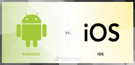 Android VS iOS | Android & IOS  Application Development | Scoop.it