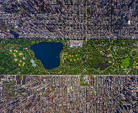 The Best Aerial Image of NYC You'll Ever See | inquietario* | Scoop.it