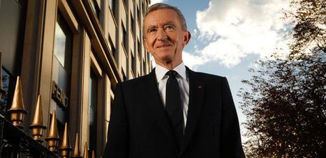 Bernard Arnault deuxième homme le plus riche d'Europe derrière le fondateur d'Ikea | 694028 | Scoop.it