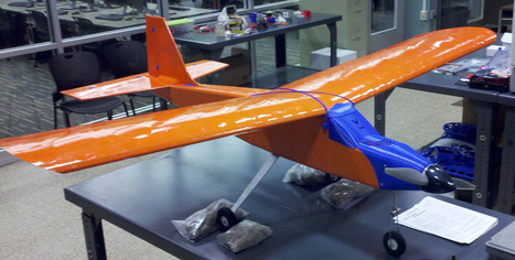 Student Engineers Design, Build, Fly 'Printed' Airplane | Living | Scoop.it