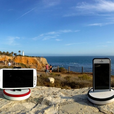 Spinpod Brings Time-Lapse Photography to Your Smartphone | Digital Strategy | Scoop.it