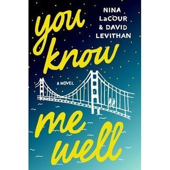 a review of You Know Me Well | Young Adult Novels | Scoop.it