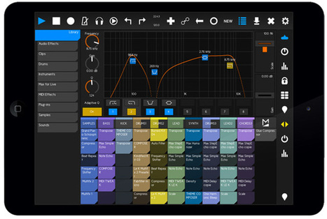 Gearjunkies.com: Controller app touchAble 2 now available   DJing   Scoop.it