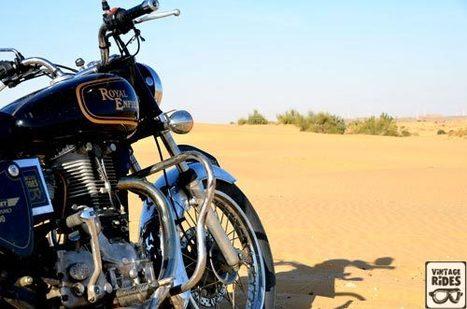 Voyage moto - Le Rajasthan à moto | Voyage moto en Asie | Scoop.it