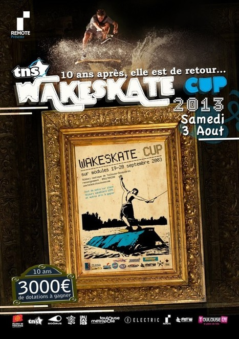 Wakeskate Cup 2013 | Unleashed Wake Mag | Water sports | Scoop.it