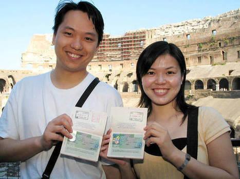 Turismo: Italia 7/a tra i Paesi più visitati dai cinesi - Mondo - In Viaggio | Turismo Cinese | Scoop.it