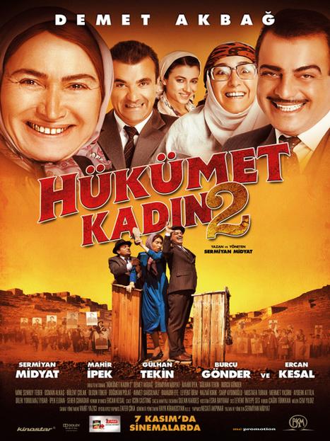 Hükümet Kadın 2 Full izle   Film izle   Scoop.it