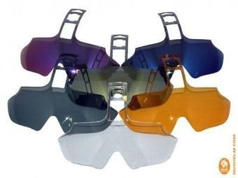 Un casque de vélo avec lunettes intégrées - Tom's Guide | Smart glasses | Scoop.it