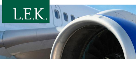 Meet LEK Consulting, the airlines' fairy godmother | ALBERTO CORRERA - QUADRI E DIRIGENTI TURISMO IN ITALIA | Scoop.it
