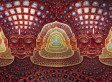 Nets Of Being: Alex Grey's Visionary Art | amberosgoodbyce | Scoop.it