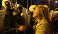 Greek protesters attack police after Dimitris Christoulas funeral – video | Occupy Belgium | Scoop.it