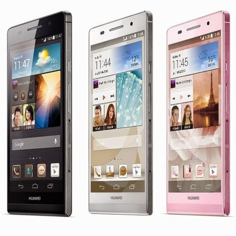 Huawei Ascend P6, Características, Opiniones y Precio libre - Soft For Mobiles | Smartphones y Tablets | Scoop.it
