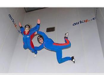 How Does Indoor Skydiving Work? | All Things Travel | Scoop.it