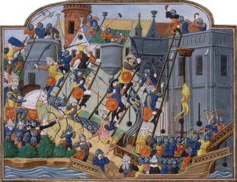 La caída de Constantinopla | LVDVS CHIRONIS 3.0 | Scoop.it