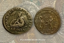 From the history of numismatics. Armenia-themed coins minted in Ancient Rome - PanARMENIAN.Net | Ancient History | Scoop.it