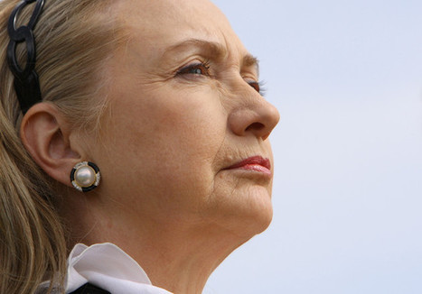 Nov15: Clinton Calls for Pressure on Syria in Announcing Refugee Aid | News from Syria | Scoop.it