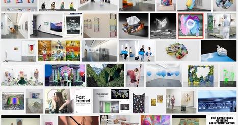 Internet est mort, vive le #PostInternet - par Ingrid Luquet-Gad   centre d'artistes   Scoop.it