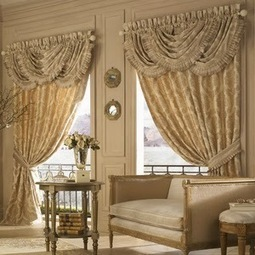 curtains design for living room, Luxurious drapes | living room design | Scoop.it