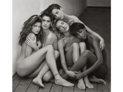 Nudes, celeb photos take spotlight at Getty's Herb Ritts show - OCRegister | Nude | Scoop.it