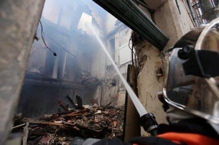 Incendie dans un immeuble du centre de Carcassonne | Carcassonne | Scoop.it