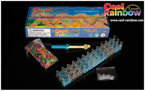 Cool Rainbow Loom - Productos | Rainbow Loom | Scoop.it