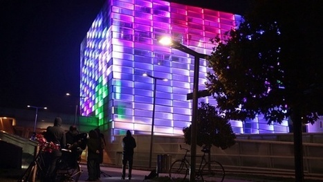 Entire Building Turns Into a 3D Printed Rubik's Cube   3D Printing World   Scoop.it