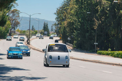 Google va tester ses voitures autonomes sur routes ouvertes | Le Zinc de Co | Scoop.it