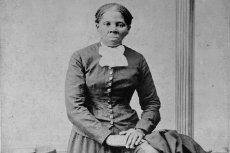Move Over, Andrew Jackson. Harriet Tubman Is Coming to the $20 Bill. | Foundations of the U.S. | Scoop.it