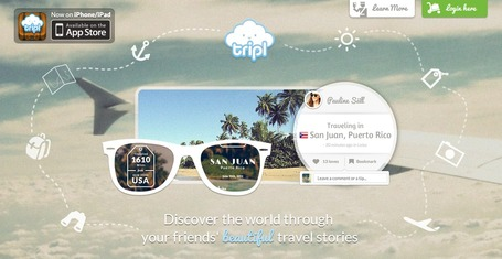 Discover The World Through Your Friends' Travel Visual Stories With Tripl | My Social Media | Scoop.it