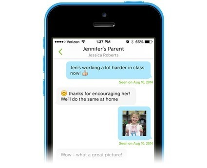 Introducing: ClassDojo Messenger | Leadership for Mobile Learning | Scoop.it
