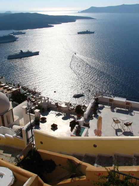 Santorini, Greece | Mis imágenes | Scoop.it