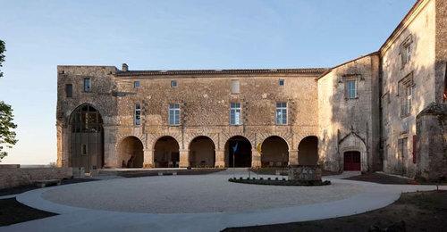 Château Ad Francos, à Francs (Gironde)
