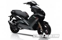 Neco GPX 50 : un scooter sportif façon Grand Prix - Scooter-Infos | NEWS actus Motorisés | Scoop.it