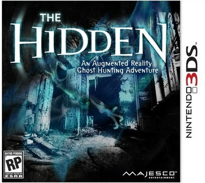 The Hidden 3DS Ghost Hunting AR Game | Augmented Reality News and Trends | Scoop.it