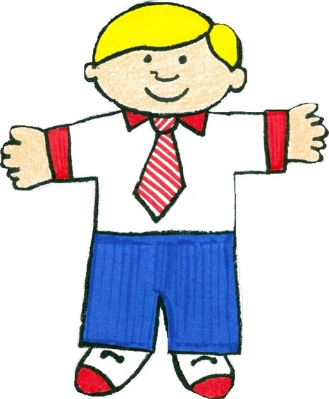 Flat Stanley Goes Digital | iPads, MakerEd and More  in Education | Scoop.it