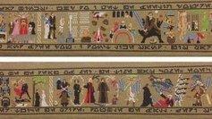 Un artiste anglais a créé une Tapisserie de Bayeux version Star Wars - France 3 Basse-Normandie | Geek or not ? | Scoop.it