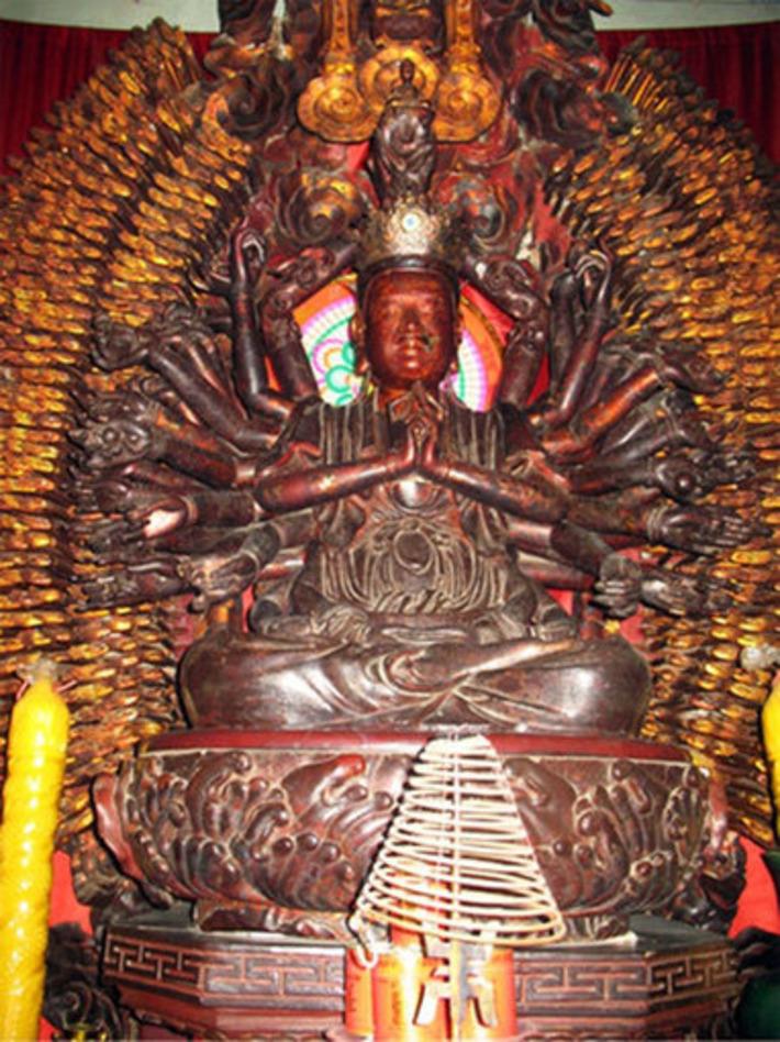 Statue stolen from ancient pagoda in Vietnam | Archaeology New Network | Kiosque du monde : Asie | Scoop.it
